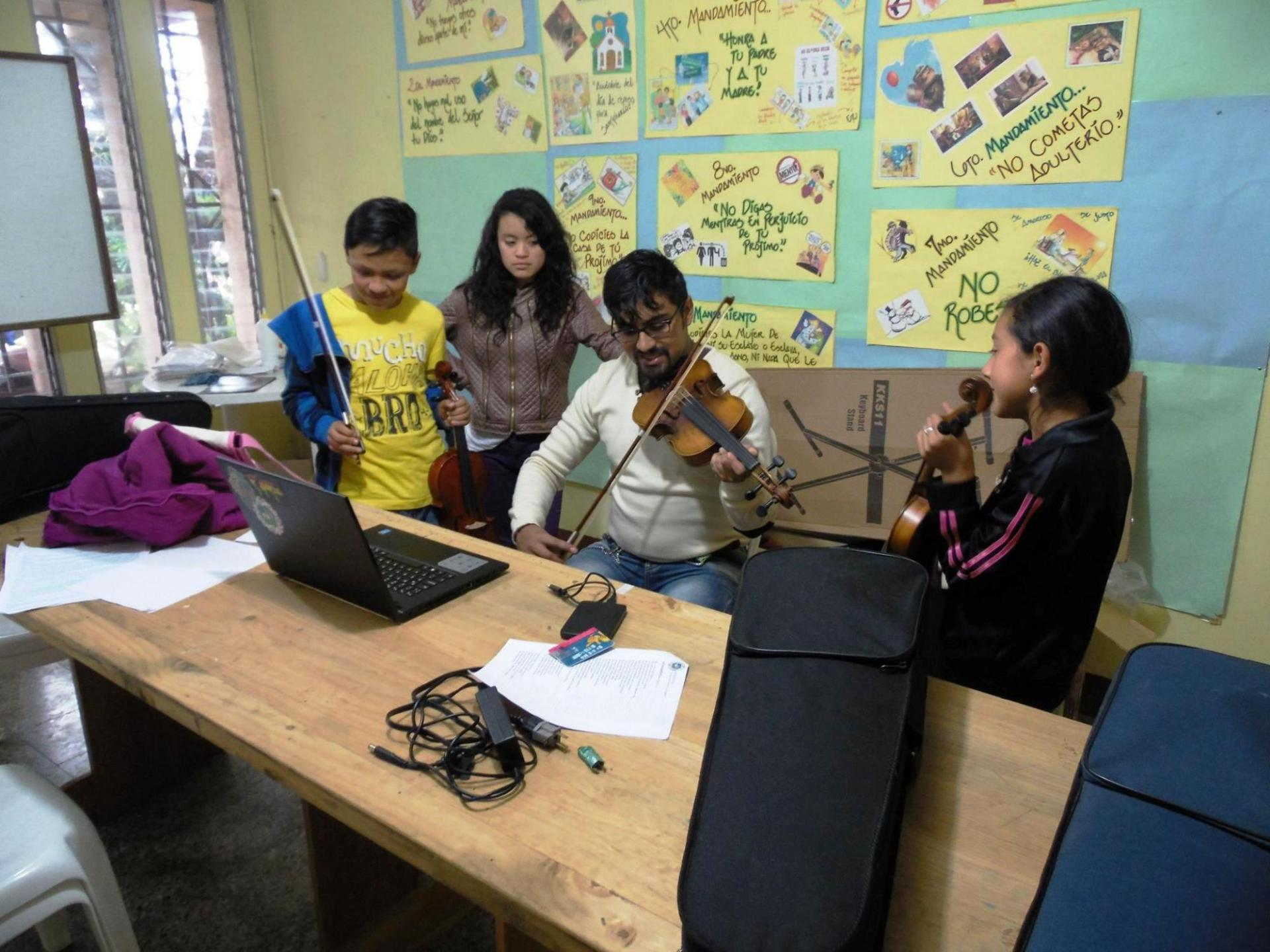 Young reformers present innovative projects at global